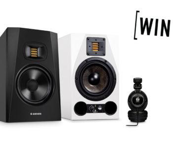 Adam Audio Soundtrack Competition 2020 monitor studio rec speaker midi music strumenti musicali