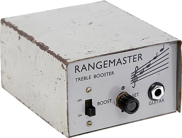 DALLAS RANGEMASTER strumenti musicali