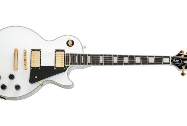 Epiphone Les Paul Custom chitarra guitar elettrica electric strumenti musicali