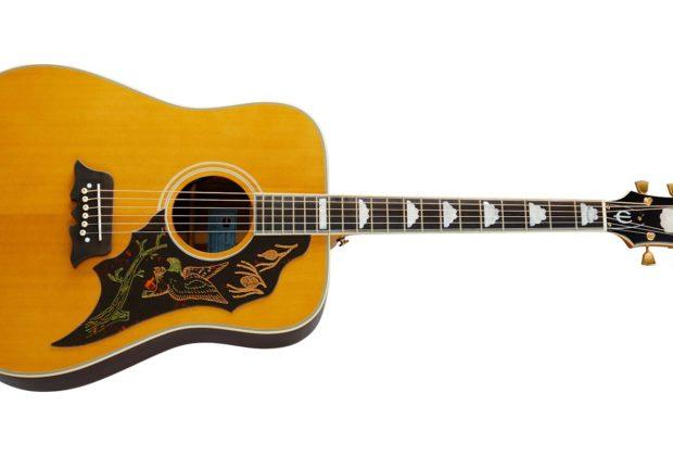 Epiphone Masterbilt Excellente chitarra acustica guitar acoustic strumenti musicali