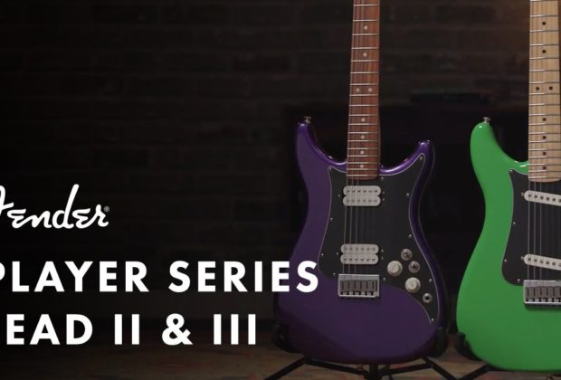 Fender Lead chitarra elettrica guitar strumenti musicali