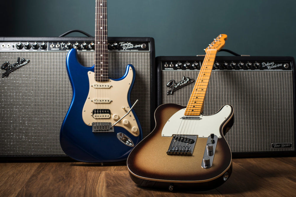 Fender guitars and amps strumenti musicali