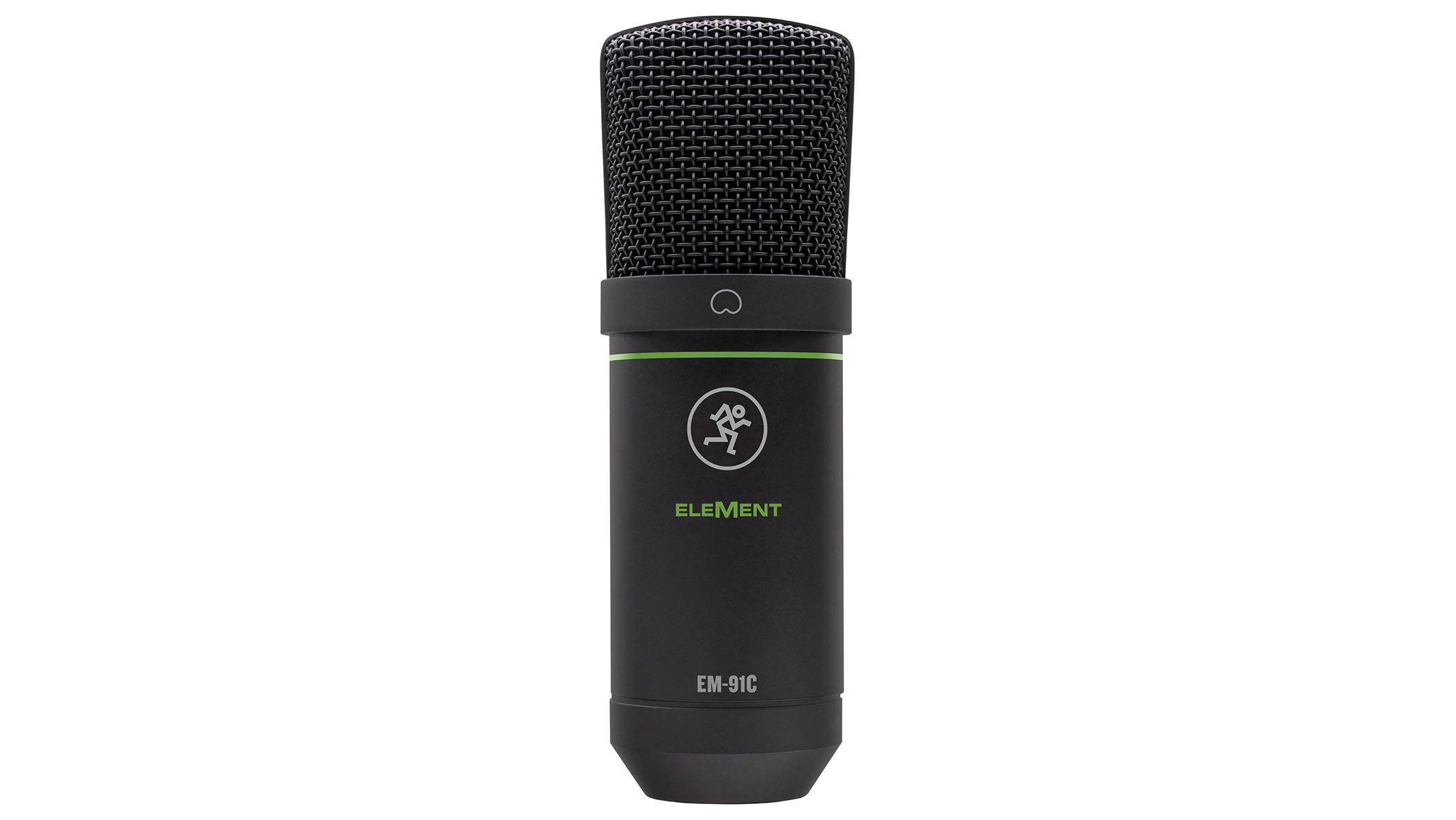Mackie EM91C Element adagio mic rec studio home project strumenti musicali