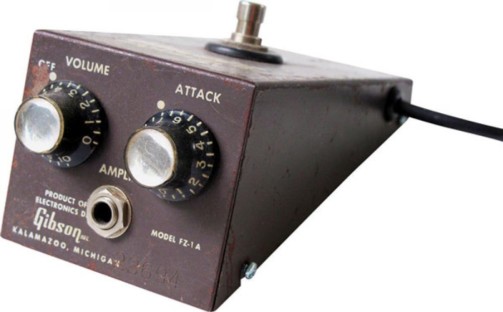 Maestro FZ-1 Fuzz-Tone strumenti musicali