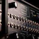 Moog Vocoder sintetizzatore hardware midiware strumenti musicali