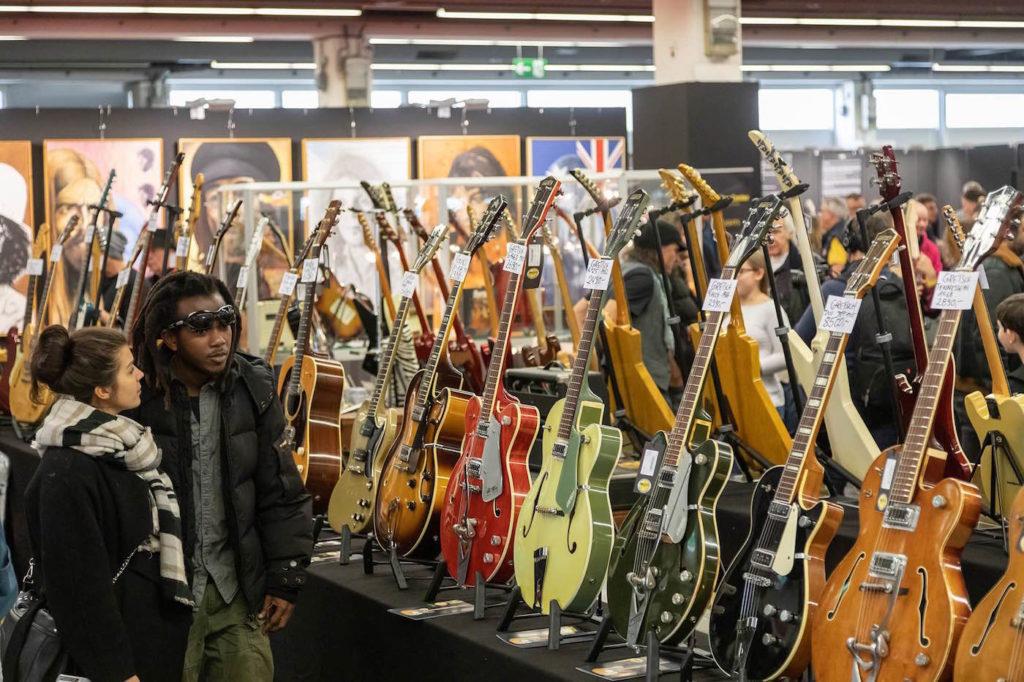musikmesse international vintage show 2020 chitarra gretsch strumenti musicali