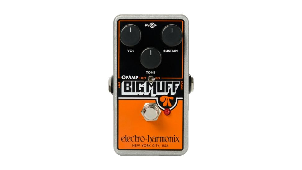 Op Amp Big Muff strumenti musicali