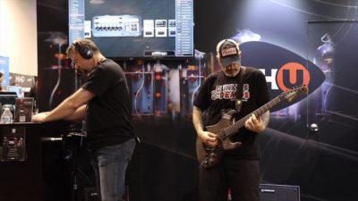 Overloud THU NAMM show 2020 library espansione strumenti musicali