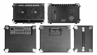 Phil Jones Bass Cub II BG-110 bass combo amp backline strumenti musicali