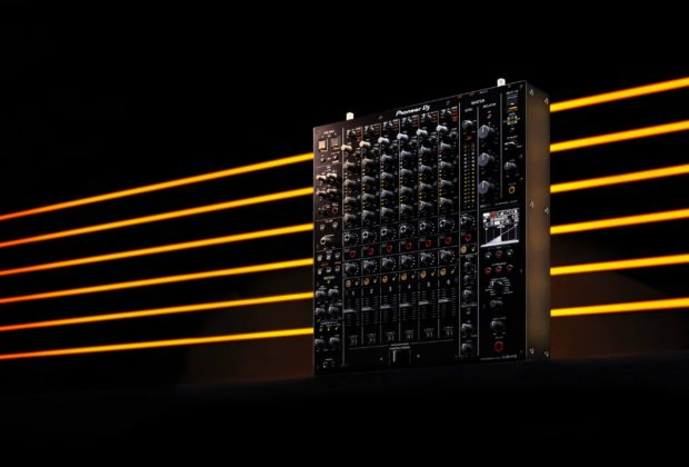 Pioneer DJM-V10 mixer hardware digital live studio frenexport strumenti musicali