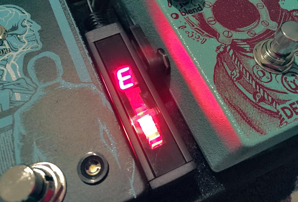 SST Pedaltrain accordatore strumenti musicali