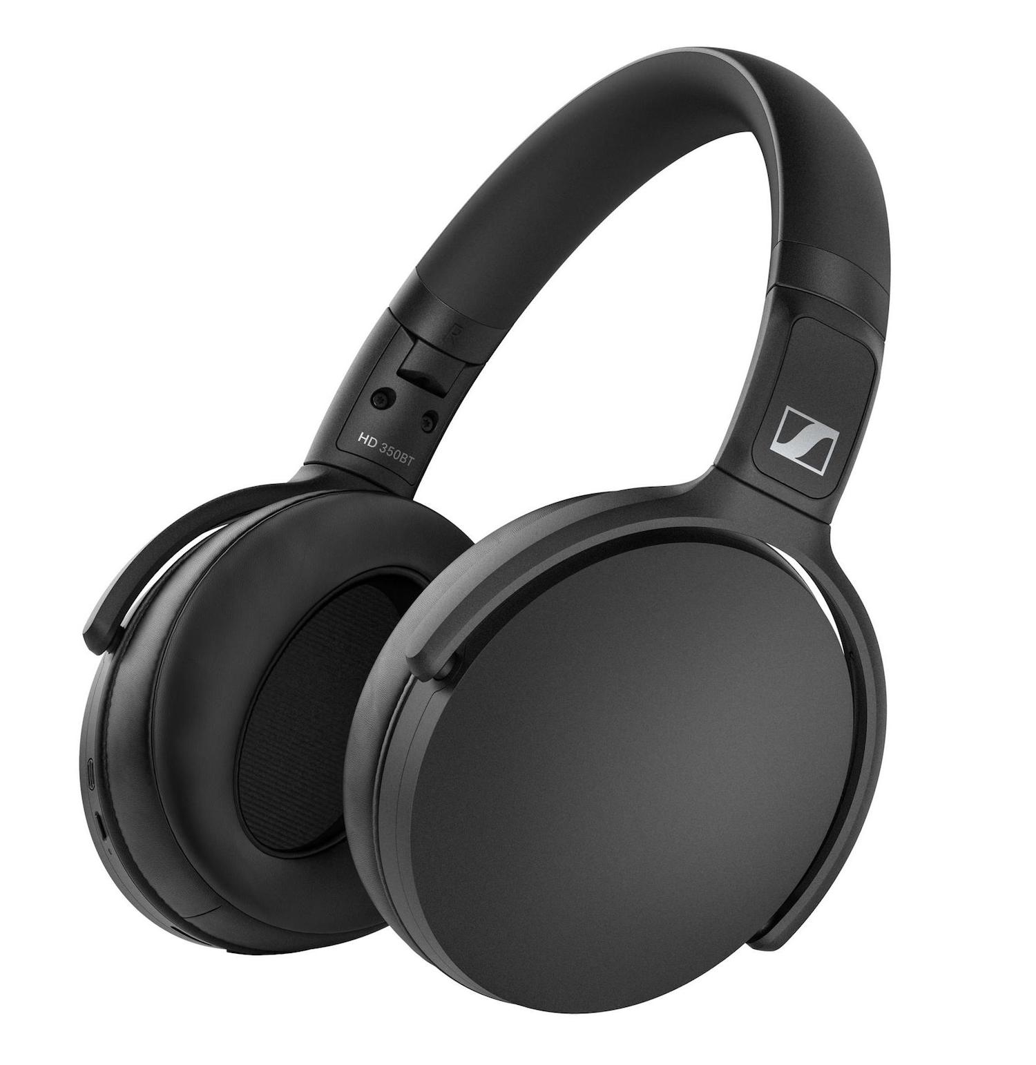 Sennheiser HD 350BT cuffia headphones bluetooth wireless audio exhibo strumenti musicali
