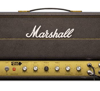 Softube Marshall Plexi SuperLead 1959 virtual amp chitarra guitar plug-in audio strumenti musicali