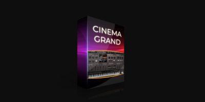 SoundMagic Neo Piano Cinema Grand virtual instrument strumenti musicali