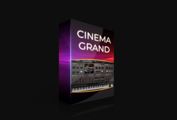 SoundMagic Neo Piano Cinema Grand virtual instrument strumenti musicali