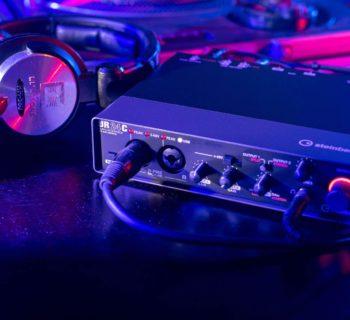 Steinberg UR24C interfaccia audio studio live pro project home usb3 strumenti musicali
