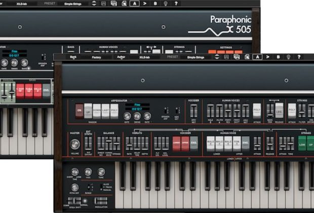 Xils Lab Analog String Machines virtual instrument soft synth strumenti musicali