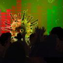 corona virus cover strumenti musicali