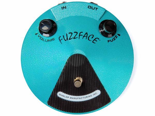 Fuzz Face Jimi Hendrix strumenti musicali