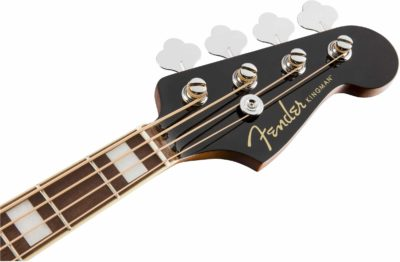 Fender Kingman Bass black strumenti musicali