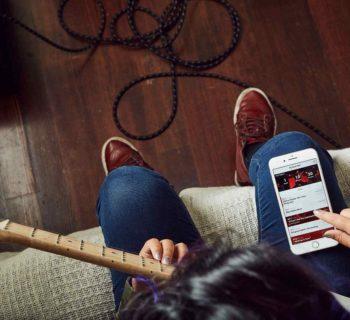 Fender Play lezione lesson gratis online free web chitarra bass strumenti musicali