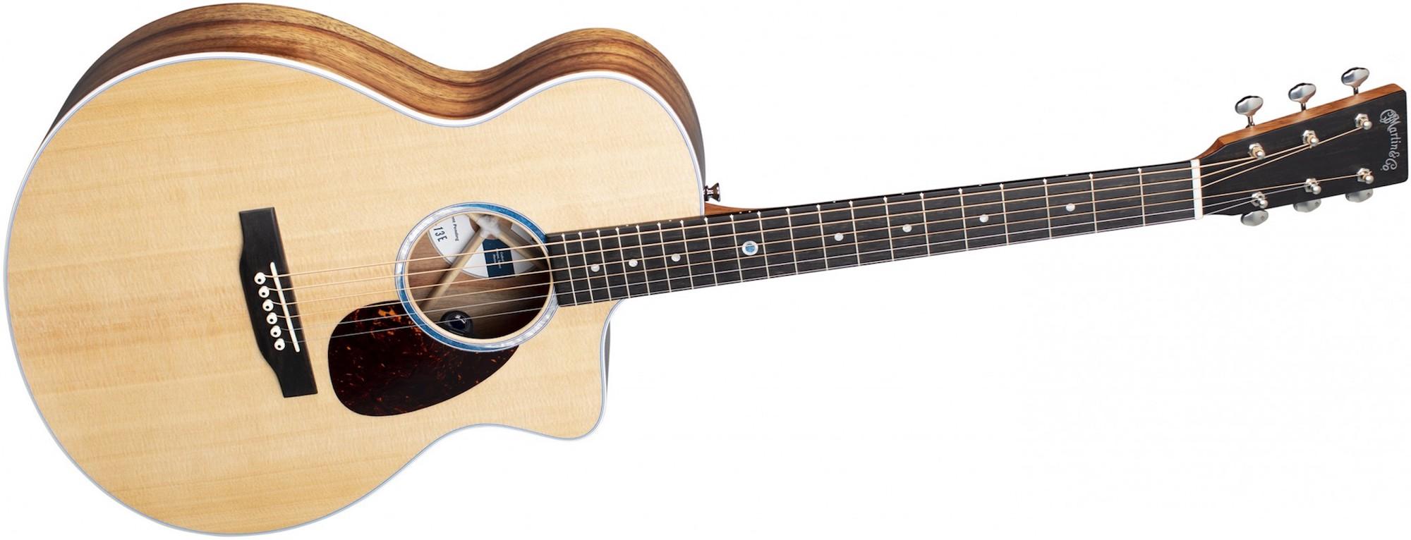 Martin SC-13e chitarra acustica elettroacustica amplificata guitar acoustic-electric eko music group