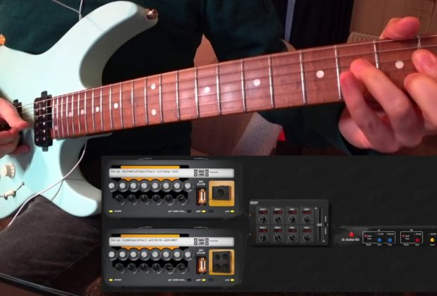 Overloud Brit Jub expansion thu software chitarra amp strumenti musicali