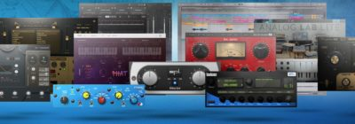 PreSonus Studio Magic Suite 2020 software plug-in audio virtual pro studio midi music strumenti musicali