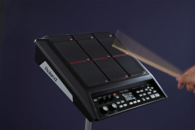 Roland SPD-SX drum elettronica batteria strumenti musicali