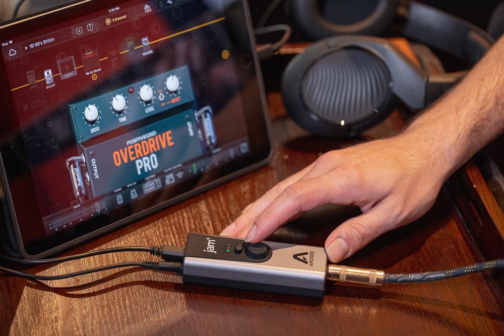 Apogee-Jam-Plus strumenti musicali