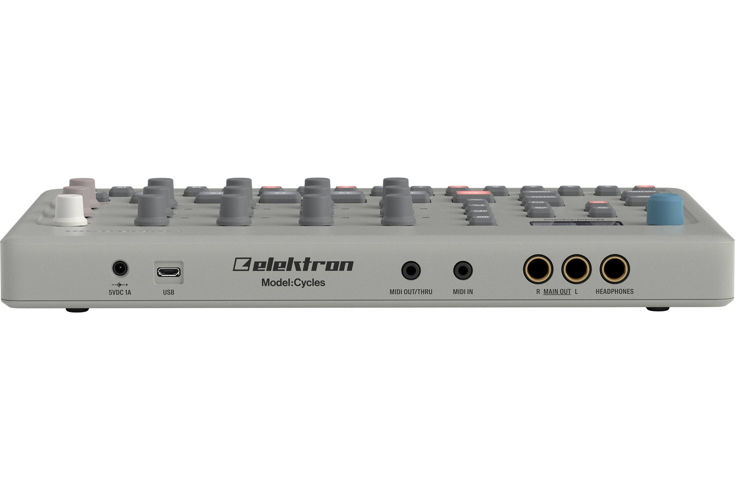 elektron Model-Cycles groovebox sample drum electronic soundwave strumenti musicali