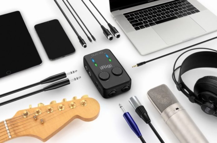 iRig Pro DuoI/O strumenti musicali