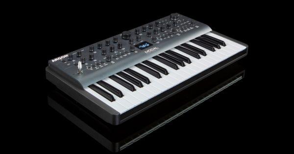argon 8 modal synth digital hardware test strumenti musicali midiware