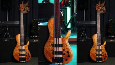 Cort Artisan A5 Plus SC basso backline strumenti musicali