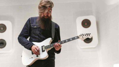 Fender Jim Root Jazzmaster chitarra guitar elettrica slipknot signature strumenti musicali