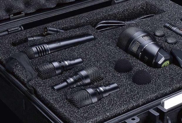 Lewitt DTP Beat Kit Pro 7 batteria microfoni drums rec studio live frenexport strumenti musicali
