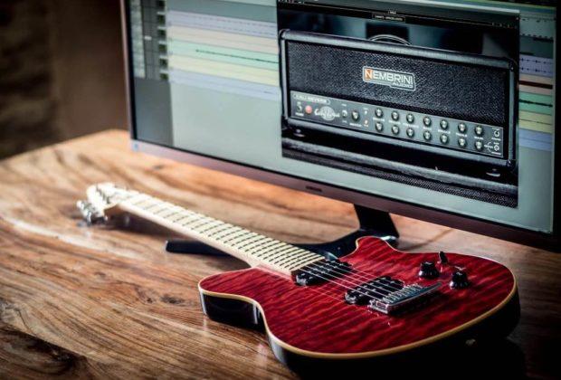 Nembrini Audio Cali Reverb amp guitar chitarra virtual daw software amp mesa/boogie strumenti musicali