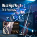 Overloud TH-U Bass Rigs Vol.1 software libreria library software daw plug-in audio strumenti musicali