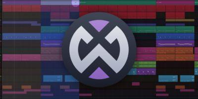Tracktion Waveform Free daw software gratis music production mix rec edit strumenti musicali