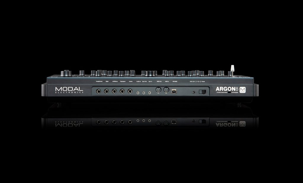 modal electronics thomann audiofader