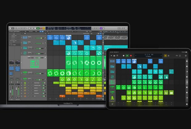 Apple Logic Pro X 10.5 software daw virtual aggiornamento update strumenti musicali music producer