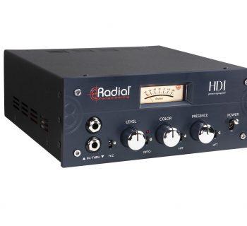 Radial HDI di box guitar bass chitarra amp studio rec live recording algam eko strumenti musicali