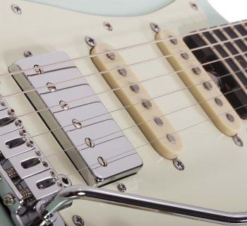 Schecter Nick Johnston 1542 chitarra guitar signature gold music strumenti musicali