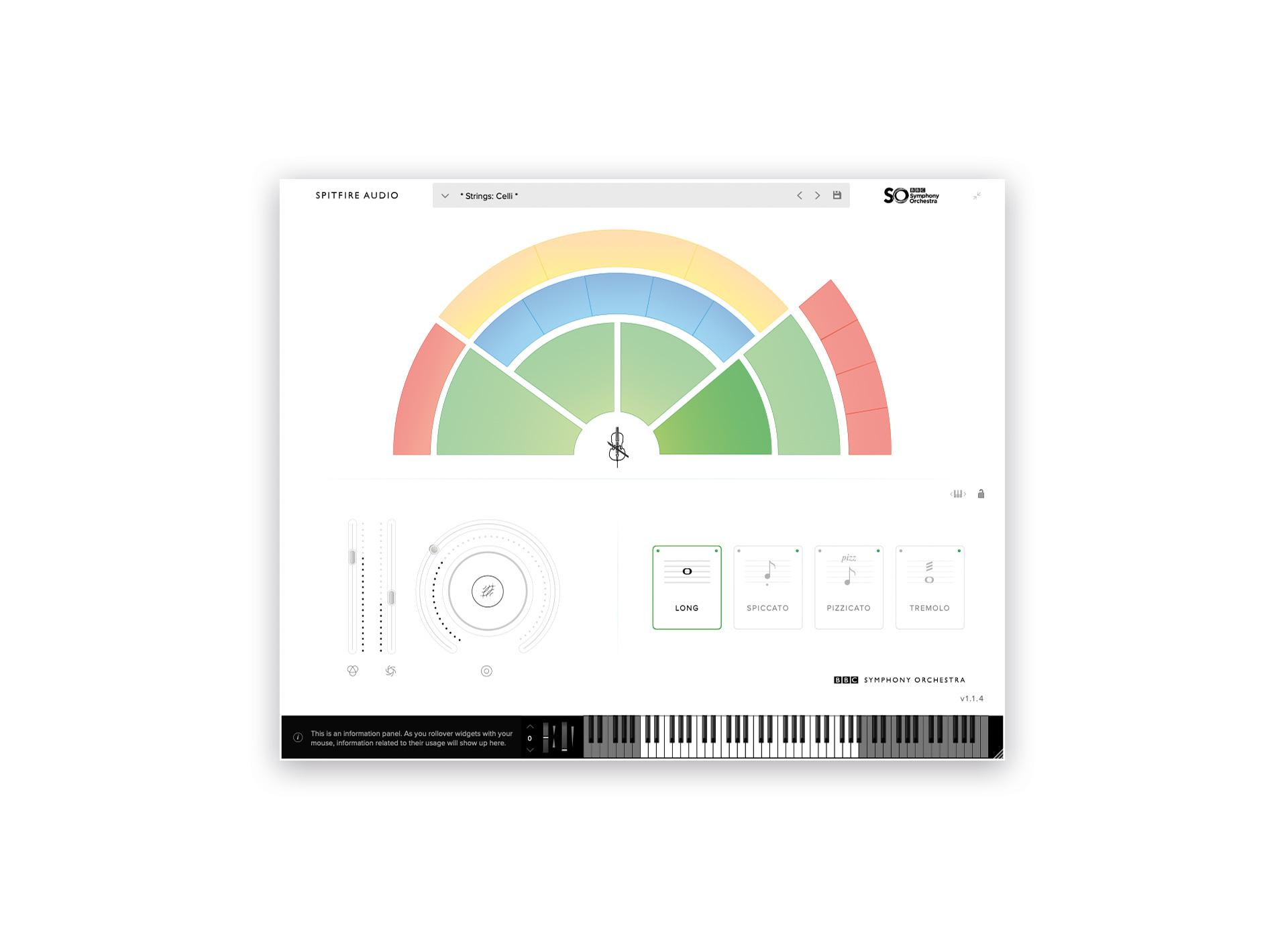 Spitfire BBC Symphony Orchestra Discover sample library virtual instrument music score soundtrack strumenti musicali