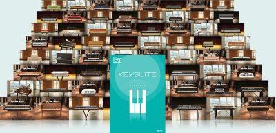 UVI Keysuite virtual instrument soft synth software keyboard strumenti musicali