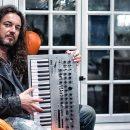 michele luppi whitesnake dave coverdale live music keyboard tastiera smandfriends strumenti musicali luca rossi