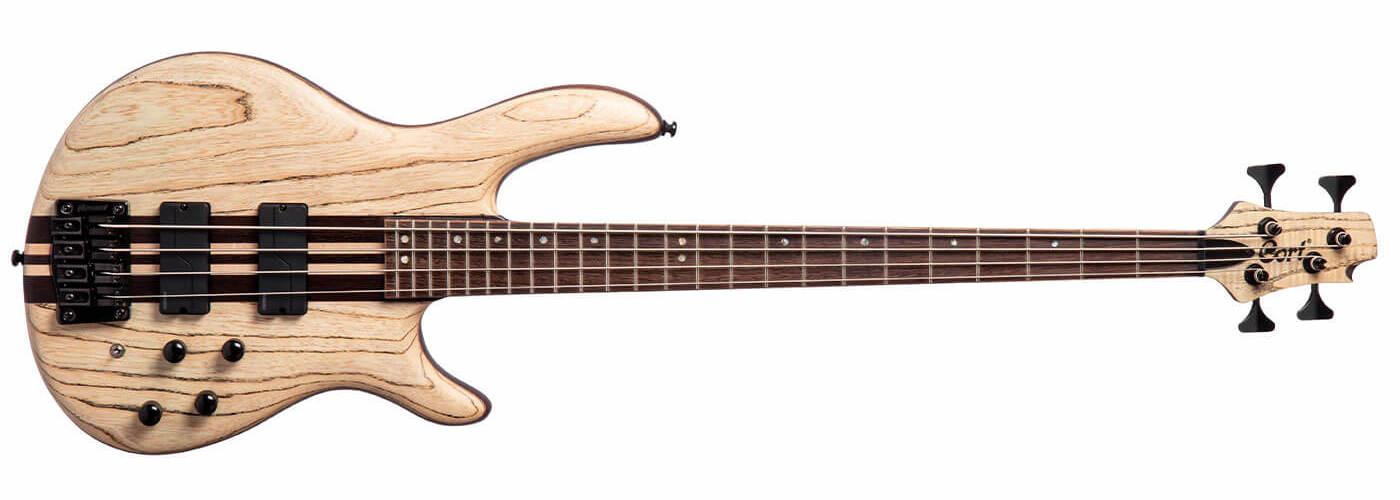 Cort A4 Ultra Ash neck thru bass artisan backline strumenti musicali