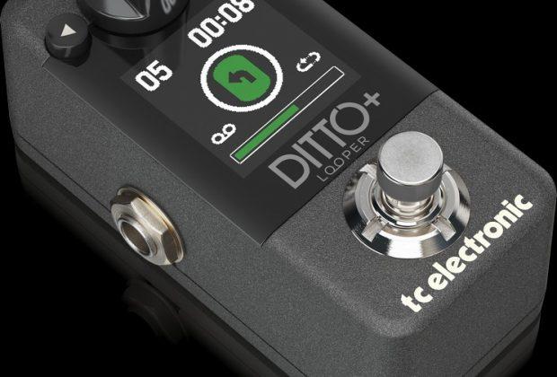 ditto+ looper strumenti musicali