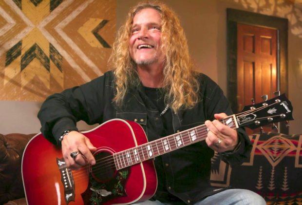 Gibson Love Dove Frank Hannon tesla singer chitarra acustica guitar acoustic signature strumenti musicali