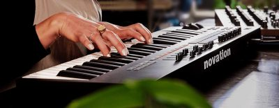 Novation Launchkey mk3 controller midi hardware tastiera producer midiware music ableton strumenti musicali